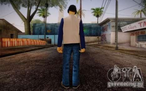 Ginos Ped 17 для GTA San Andreas второй скриншот