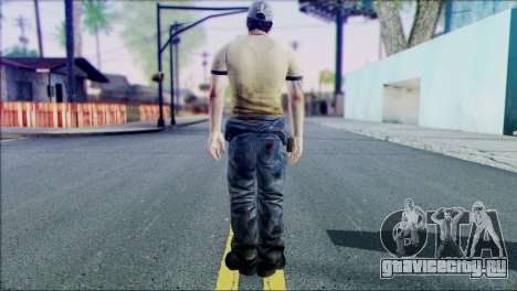 Left 4 Dead Survivor 6 для GTA San Andreas второй скриншот