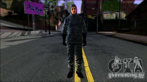 Outlast Skin 5 для GTA San Andreas