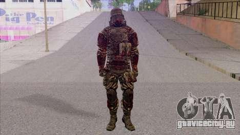 Outlast Skin 6 для GTA San Andreas
