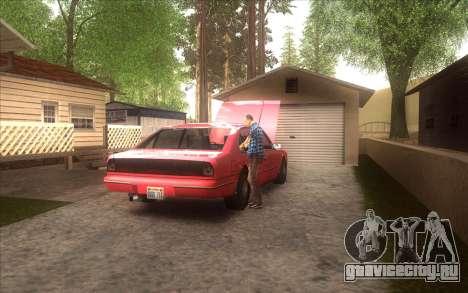 Оживление деревни Диллимур для GTA San Andreas