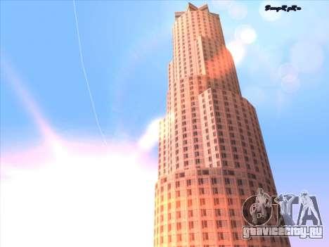 Sunset ENB для GTA San Andreas пятый скриншот