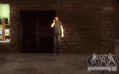 Оживление деревни Диллимур для GTA San Andreas второй скриншот