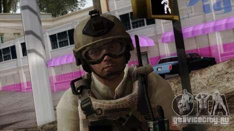 Modern Warfare 2 Skin 19 для GTA San Andreas третий скриншот