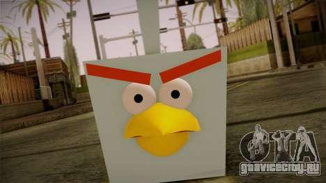 Ice Bird from Angry Birds для GTA San Andreas третий скриншот