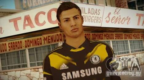 Footballer Skin 3 для GTA San Andreas третий скриншот