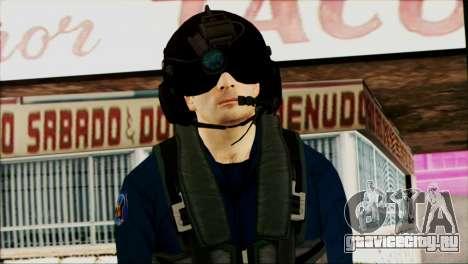 Chinese Pilot from Battlefiled 4 для GTA San Andreas третий скриншот