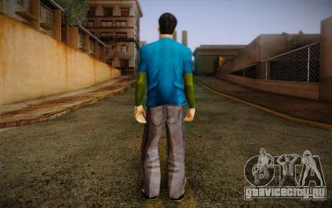 Ginos Ped 10 для GTA San Andreas второй скриншот