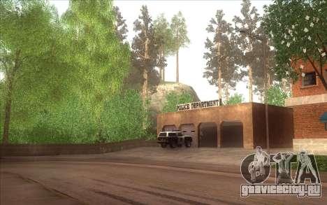 Оживление деревни Диллимур для GTA San Andreas четвёртый скриншот