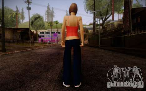 Ginos Ped 9 для GTA San Andreas второй скриншот