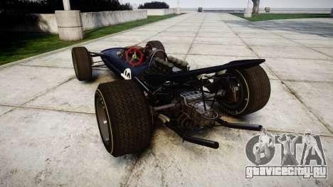 Lotus Type 49 1967 [RIV] PJ15-16 для GTA 4