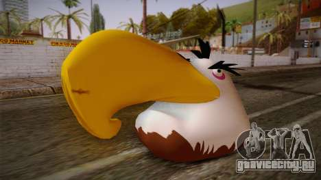 Might Eagle Bird from Angry Birds для GTA San Andreas