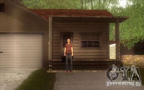 Оживление деревни Диллимур для GTA San Andreas пятый скриншот