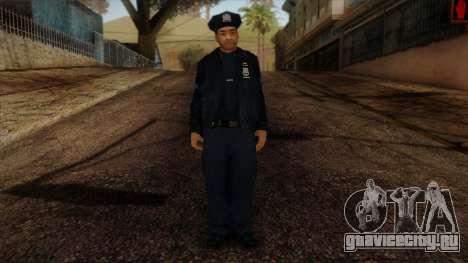 GTA 4 Emergency Ped 14 для GTA San Andreas