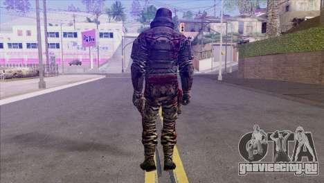 Outlast Skin 7 для GTA San Andreas второй скриншот
