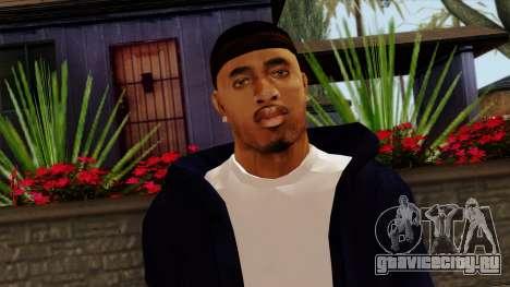 GTA 4 Skin 3 для GTA San Andreas третий скриншот