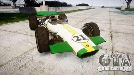 Lotus Type 49 1967 [RIV] PJ21-22 для GTA 4