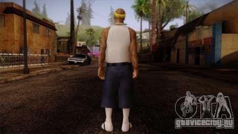 Fresno Buldogs 14 Skin 3 для GTA San Andreas второй скриншот