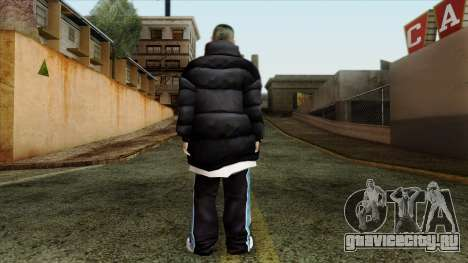 GTA 4 Skin 1 для GTA San Andreas второй скриншот
