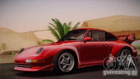 Porsche 911 GT2 (993) 1995 для GTA San Andreas