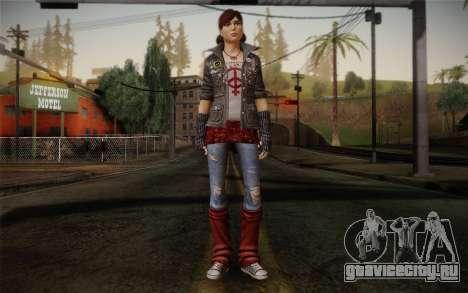 Murdered Soul Suspect Skin 1 для GTA San Andreas
