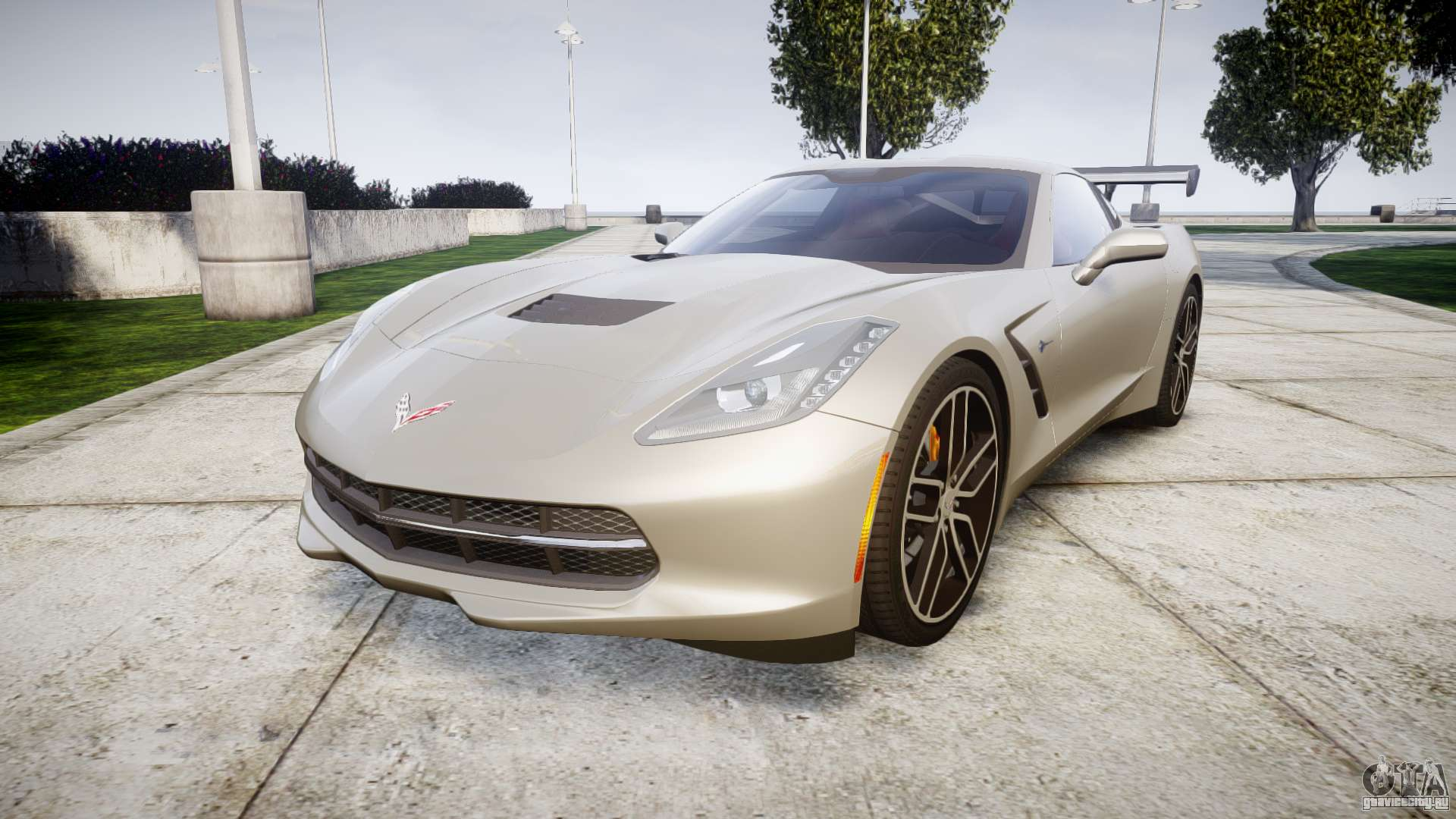 chevrolet corvette c7 2014 tuning gta 4. Black Bedroom Furniture Sets. Home Design Ideas