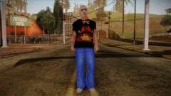 Phil Anselmo Skin для GTA San Andreas