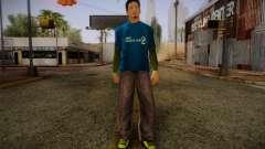 Ginos Ped 10 для GTA San Andreas