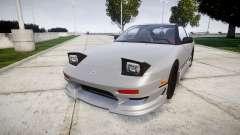 Nissan 240SX SE S13 1993 для GTA 4