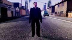Russian Mafia Skin 5 для GTA San Andreas