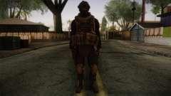 Modern Warfare 2 Skin 4 для GTA San Andreas
