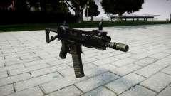 Пистолет-пулемёт KAC PDW