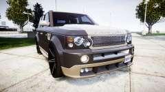 Range Rover Sport Kahn Tuning 2010