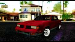 Oldsmobile Cutlass 1987 Beta для GTA San Andreas