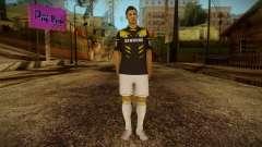 Footballer Skin 3