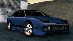 Nissan 180SX EasyStreet для GTA San Andreas