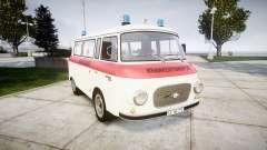 Barkas B1000 1961 Ambulance