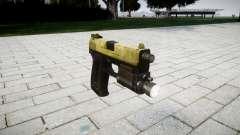 Пистолет HK USP 45 olive