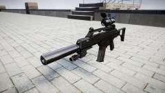 Автомат Heckler & Koch G36 CV target для GTA 4