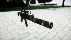 Тактический пистолет-пулемёт MP5