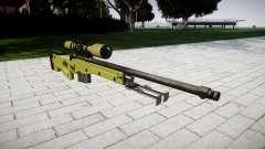 Снайперская винтовка AWP
