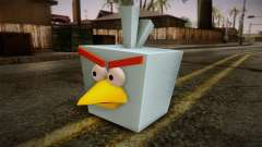Ice Bird from Angry Birds