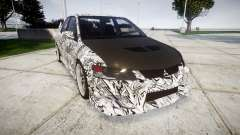 Mitsubishi Lancer Evolution IX Sharpie