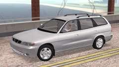 Daewoo Nubira I универсал CDX США, 1999 г.