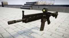 Автомат HK416 AR target