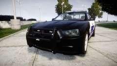 Dodge Charger RT 2014 Sheriff [ELS] для GTA 4