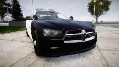 Dodge Charger 2013 LAPD [ELS]