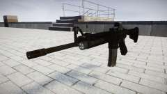 Тактический автомат M4 Black Edition target