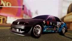 Toyota Chaser Hayabusa для GTA San Andreas