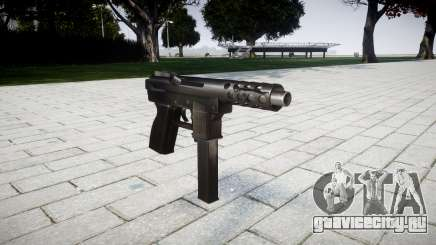 Самозарядный пистолет Intratec TEC-DC9 для GTA 4